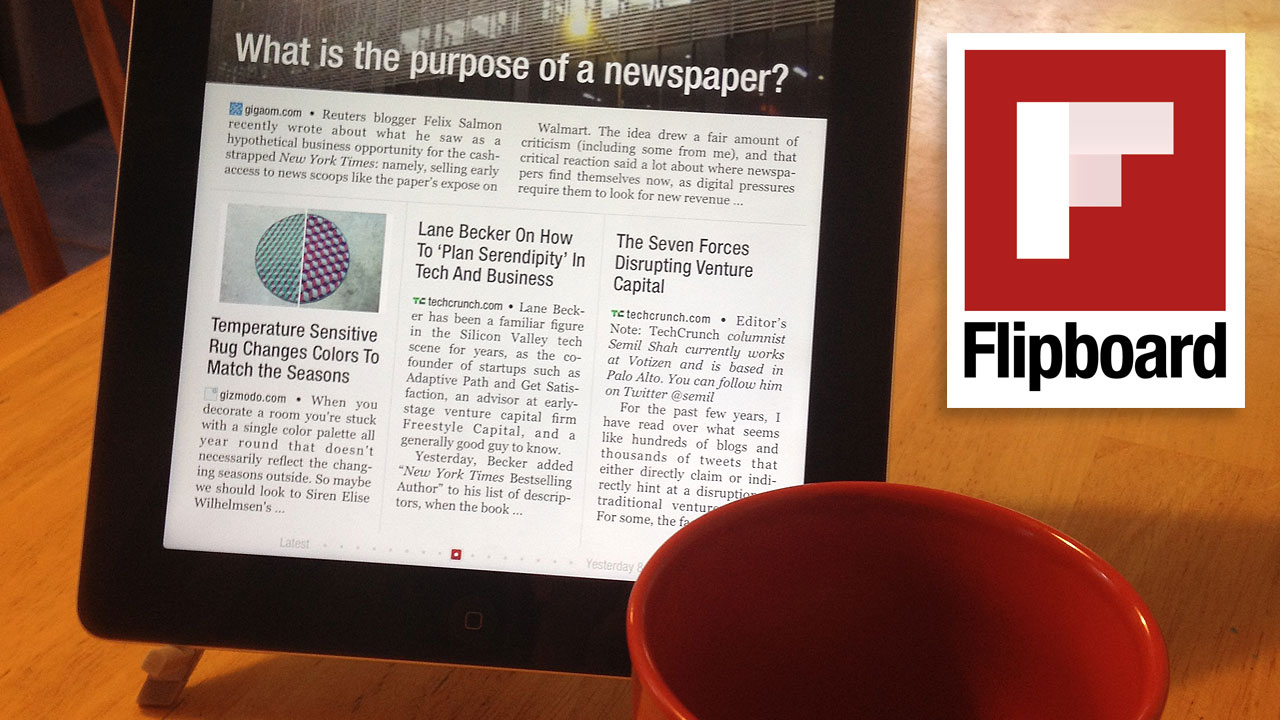 Flipboard-and-Coffee