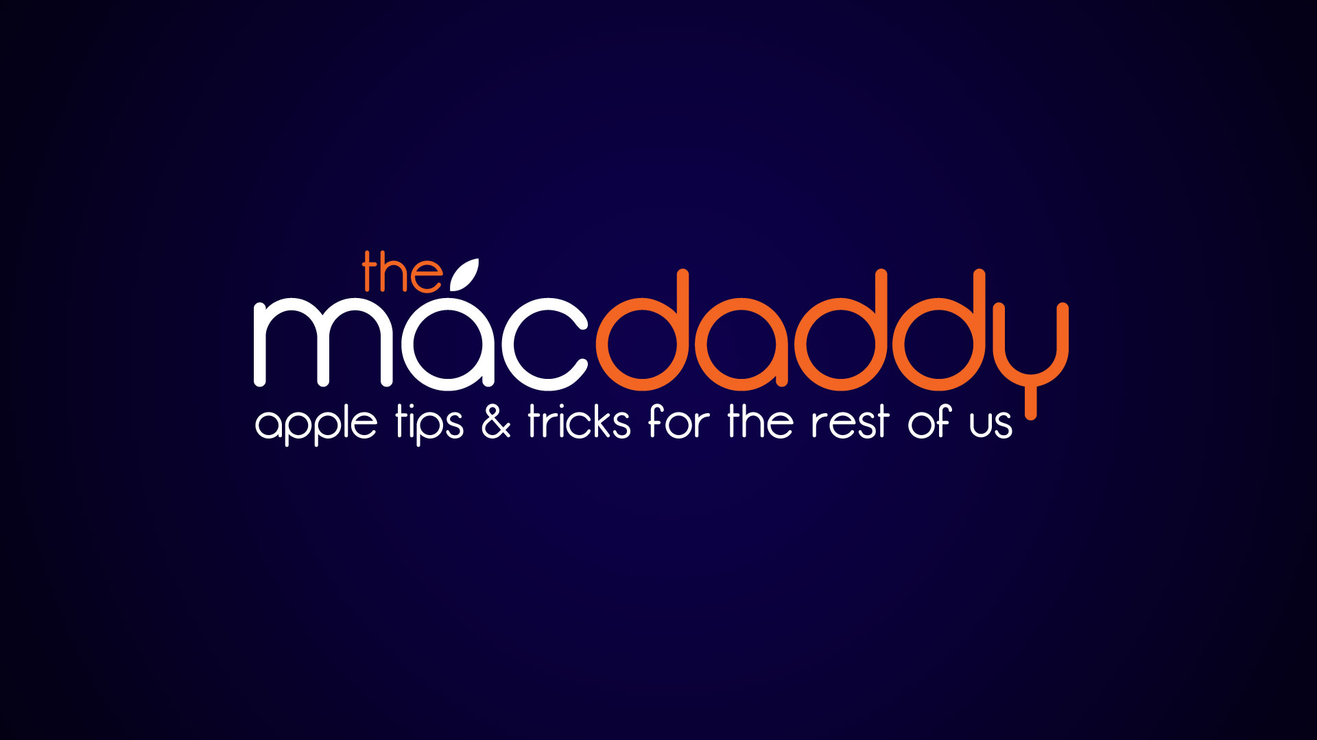 The MacDaddy